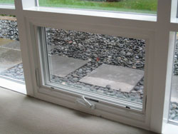 Custom Operable Window